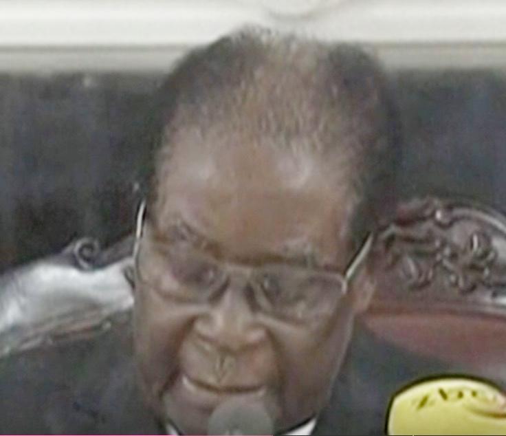 Mugabe not resigning